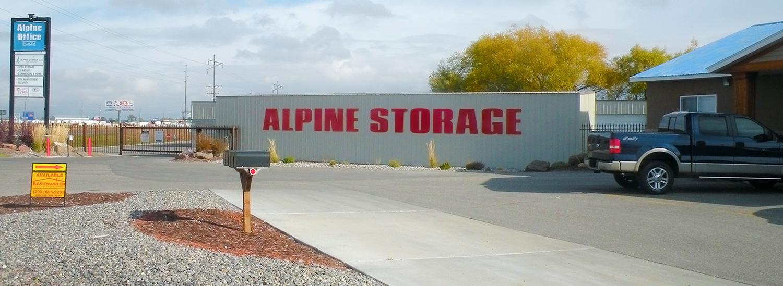 Gentil Alpine Storage   Storage Units And Uhauls In Rexburg Idaho
